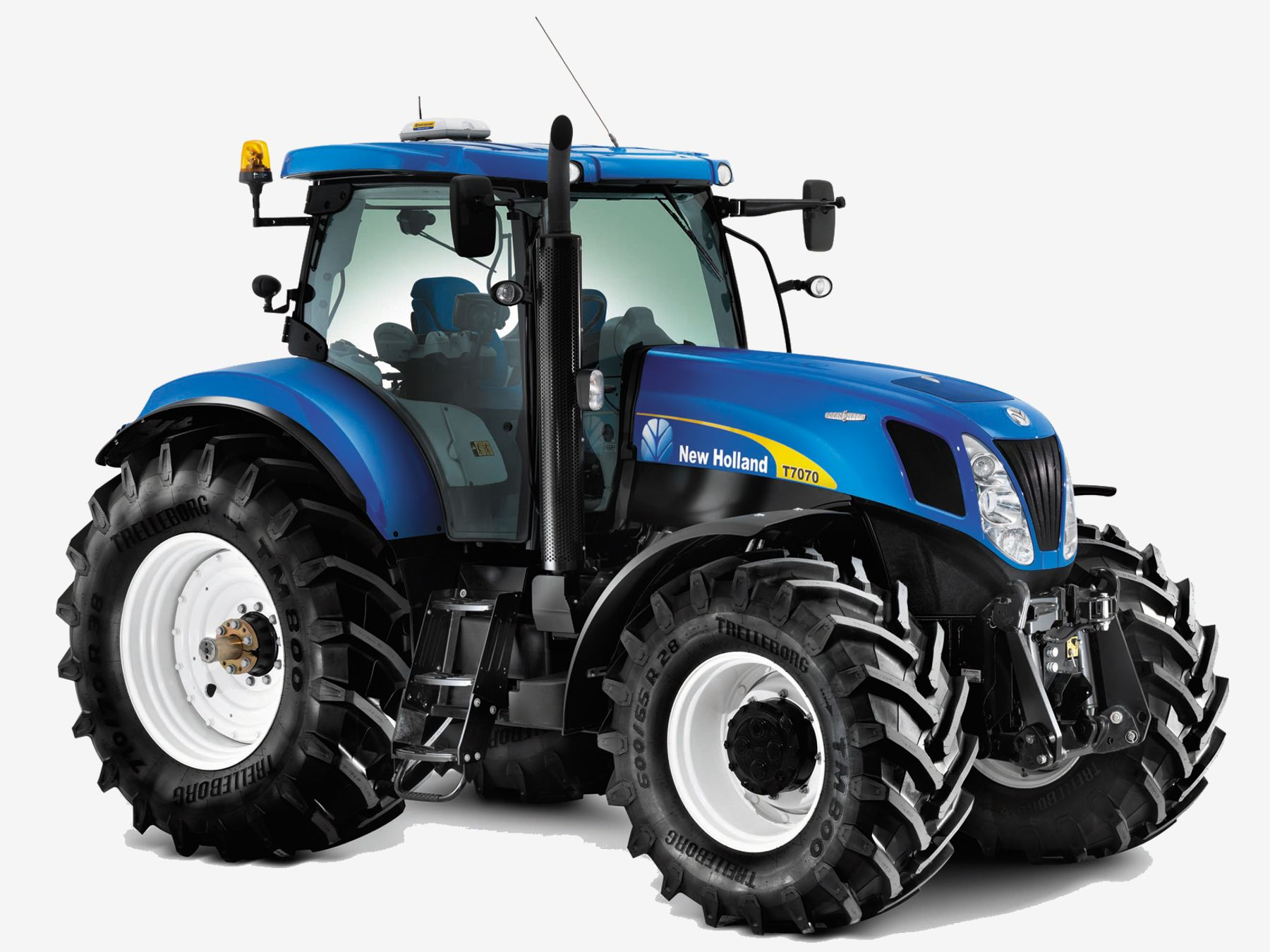 Запчасти к тракторам New Holland